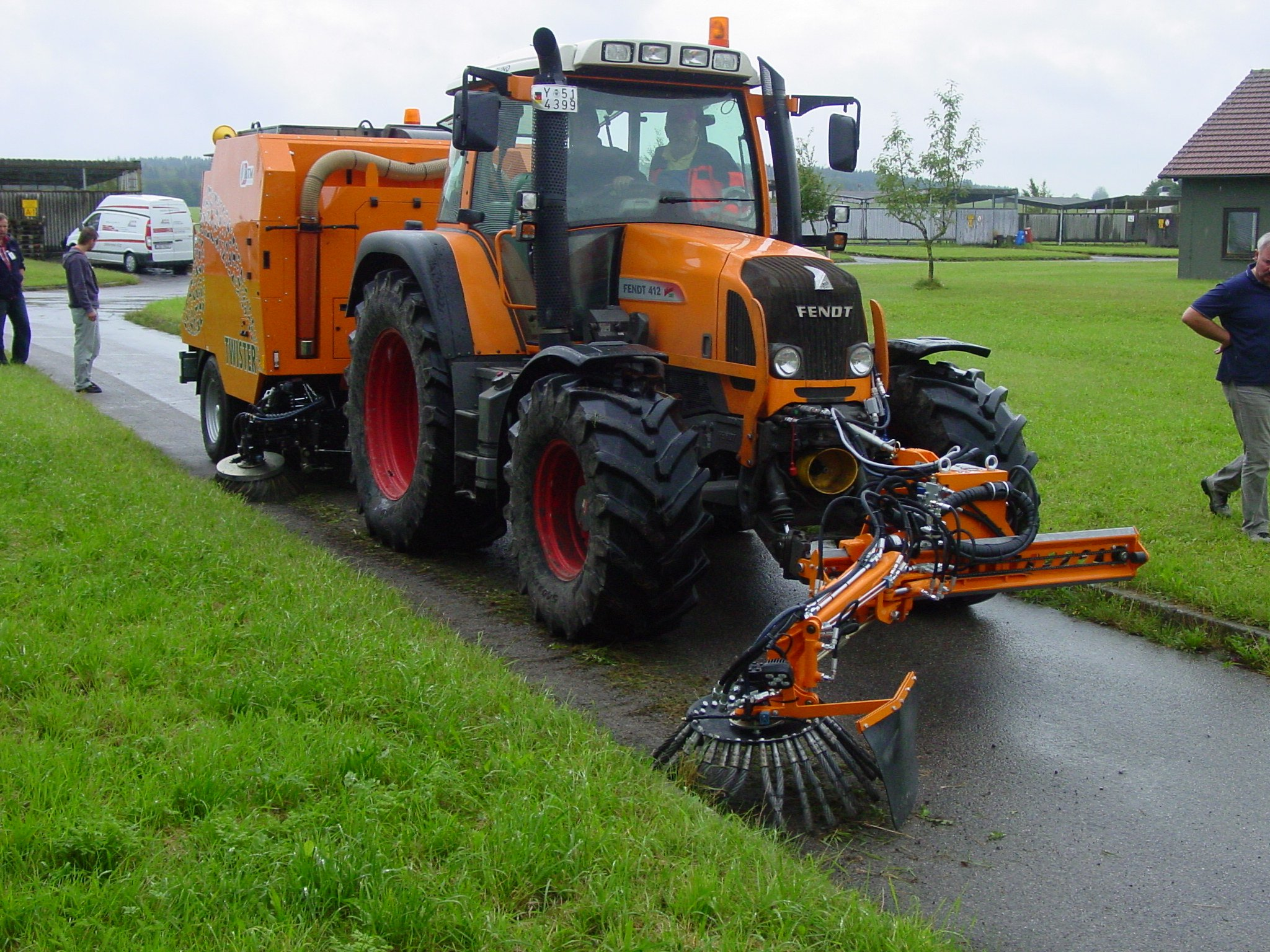 Sweeper ZT 25