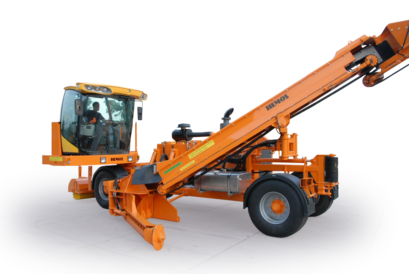 Road side cutter ZR BSL 40 P