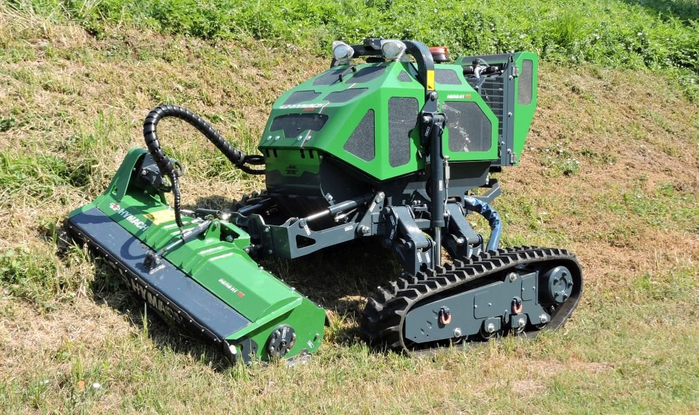 Tracked mower HERBHY Z 40